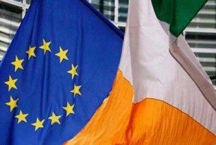 Ирландия получила первый транш помощи от ЕС