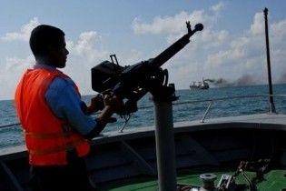 Украинские моряки отбили атаку сомалийских пиратов