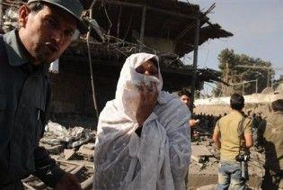 На участников афганской свадьбы обрушилась крыша: 65 погибших