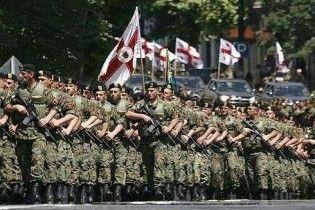 Грузия обошла страны СНГ в гонке вооружений