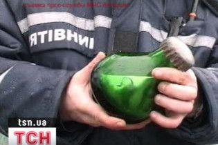 20 кг ртути обнаружено в Святошинском районе Киева