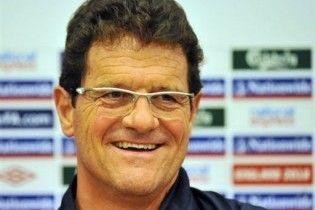 Капелло станет преемником Хиддинка в сборной России