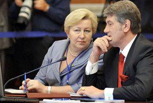 Суд США выдал ордер на арест ближайшей соратницы Ющенко