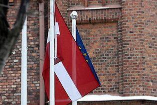 Латвия собирается поручить охрану своих границ  другим странам