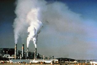 Украина потеряет 17 млрд долларов на ограничении вредных выбросов