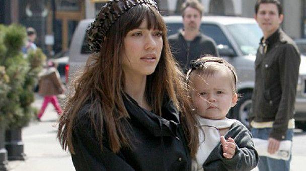 Джессика Альба готовится к рождению ребенка