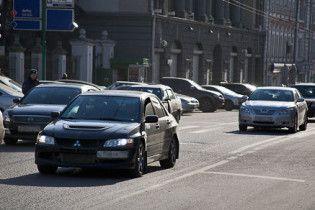 После отмены транспортного сбора расходы автомобилистов вырастут в 8 раз