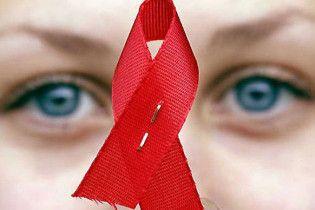 Украина вошла в зону высокого заражения СПИДом