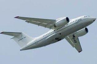Украинские авиаперевозчики заинтересовались Ан-148