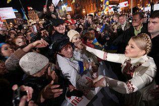 Тимошенко пообещала Януковичу Майдан больше, чем в 2004 году