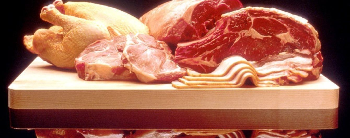 Россия не пустила более 150 тонн украинского мяса