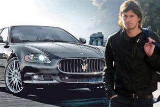 Милевский во второй раз разбил свой Maserati