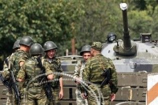 МВД Грузии: российские войска передвинули линию границы