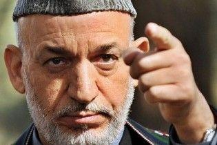 Афганистан пригрозил НАТО войной