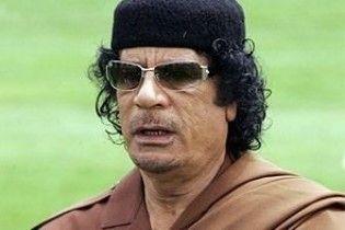 Каддафи призвал разделить Нигерию на две части