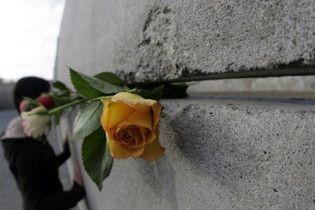 В Германии отмечают 50-летие возведения Берлинской стены