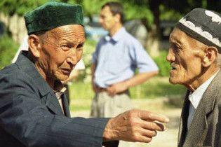 Крымские татары требуют сделать татарский и русский язык официальными