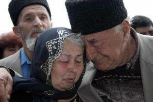 Крымские татары пообещали властям силовые конфликты в Крыму
