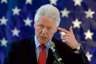 Билл Клинтон посетит Киев
