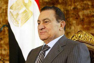 Мубарак заявил, что останется президентом до сентября