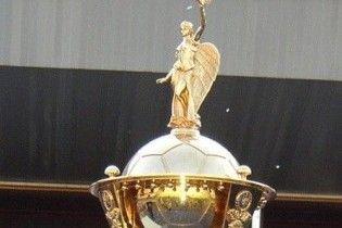 Результаты жеребьевки 1/8 финала Кубка Украины