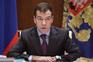 Смотрите эксклюзивное интервью Дмитрия Медведева в ТСН