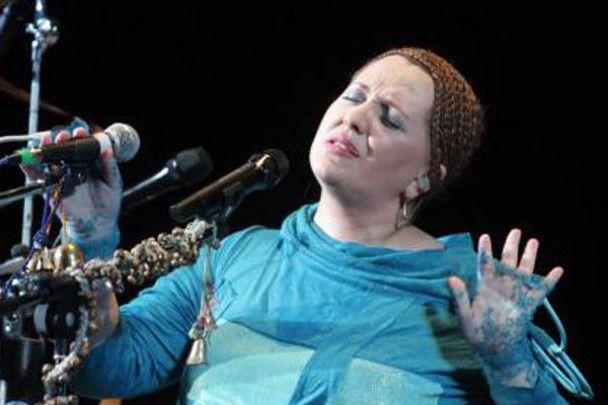 Нино Катамадзе даст два концерта в Киеве
