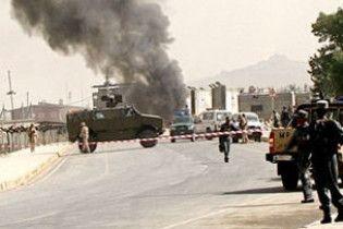 В Афганистане взорвали автобус, который вез людей на свадьбу