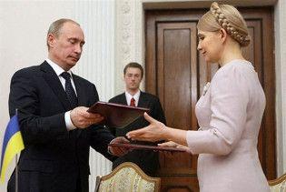 Путин в Киеве попробует встретиться с Тимошенко