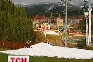 В бюджет заложат 500 млн долл. на Олимпийские игры в Карпатах