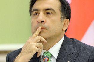 Саакашвили собирается пойти дорогой Путина