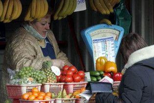 Импорт овощей и фруктов в Украину возрос в четыре раза