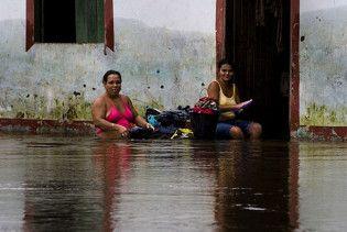 Из-за наводнения в Бразилии более тысячи человек пропали без вести