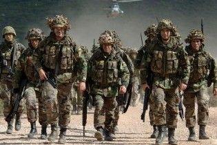 Российское ТВ объявило о нападении НАТО и Украины на Беларусь