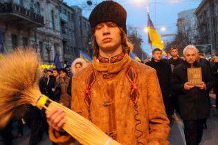 От Януковича требуют вернуть раздел о Голодоморе на сайт президента