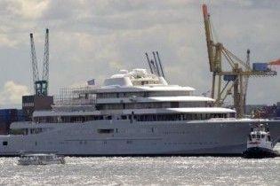 Абрамович сдает самую дорогую яхту мира Eclipse в аренду