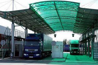 На границе с Венгрией образовались большие пробки
