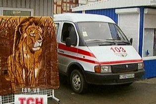 В Хмельницкой области 18 человек отравились на крестинах
