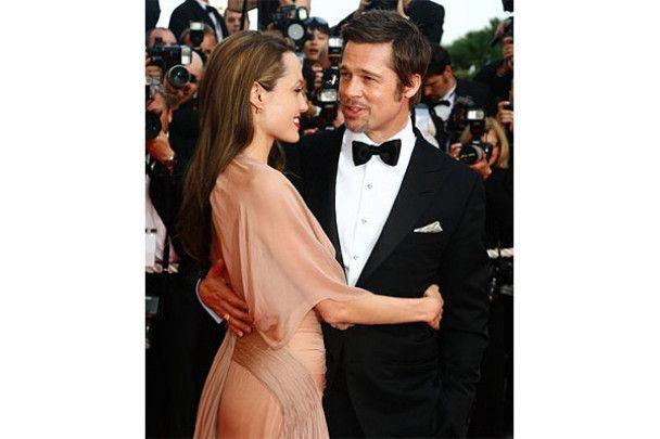 Анджелина Джоли сделала предложение Бреду Питту