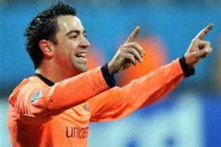 Хави стал лучшим футболистом мира