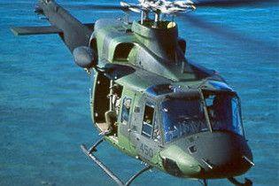Военный вертолет врезался в судно в Карибском море