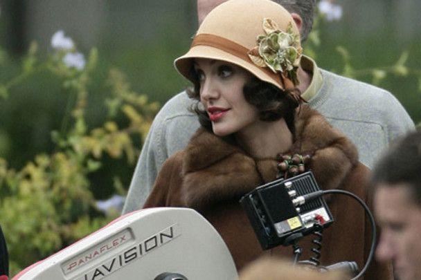 Анджелина Джоли сыграет злую колдунью в фильме Тима Бартона