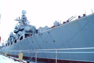 """Правительство передаст России ракетный крейсер """"Украина"""""""