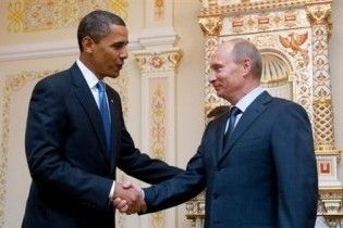 Европейцы назвали самыми влиятельными политиками Путина и Обаму