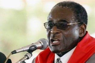 В голодном Зимбабве с шиком отмечается день рождения президента