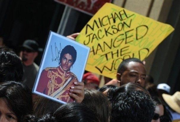 Тело Джексона могут эксгумировать