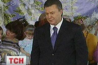 Отца Януковича обозвали нацистом