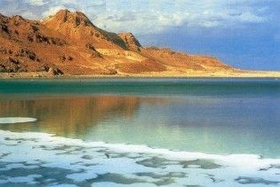 Российская компания будет искать Содом и Гоморру в Мертвом море