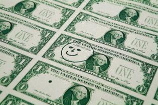 Доллар подешевел на межбанке