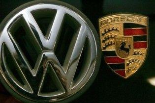 Volkswagen передумал объединяться с Porsche
